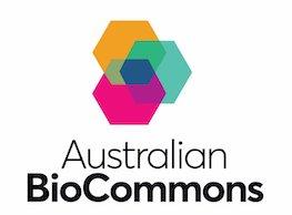 Australian BioCommons logo